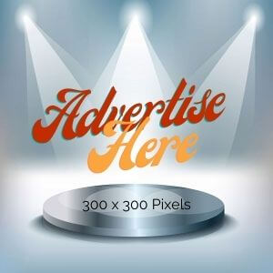 Advertise Here 300x300px
