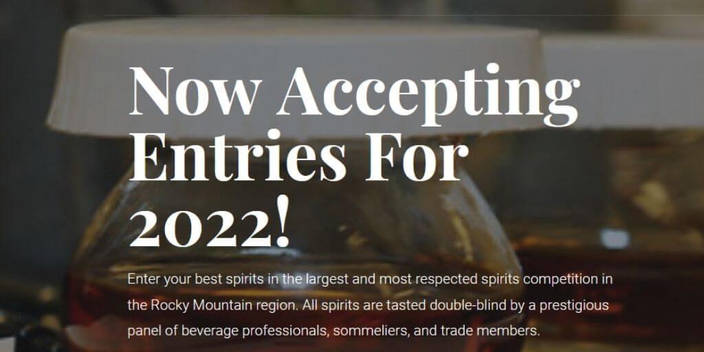 2022 Denver International Spirits Competition