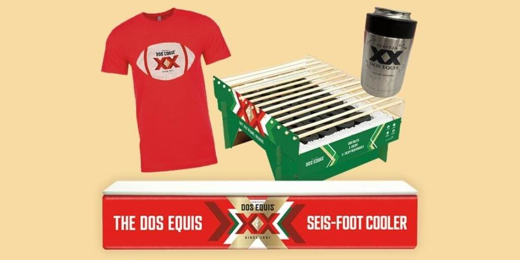 2021 Dos Equis Tailgate Champion Photo Contest