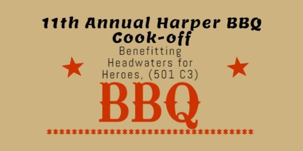 2021 Harper BBQ Cook-Off
