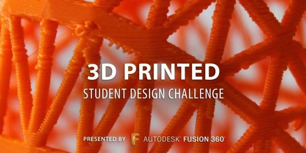 2021 Instructables - 3D Printed Student Design Challenge