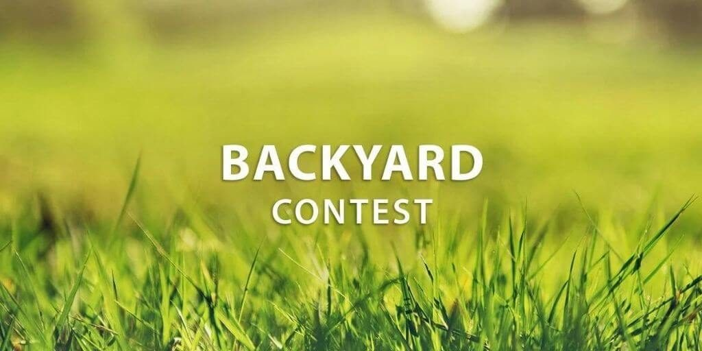 2021 Instructables - Backyard Contest