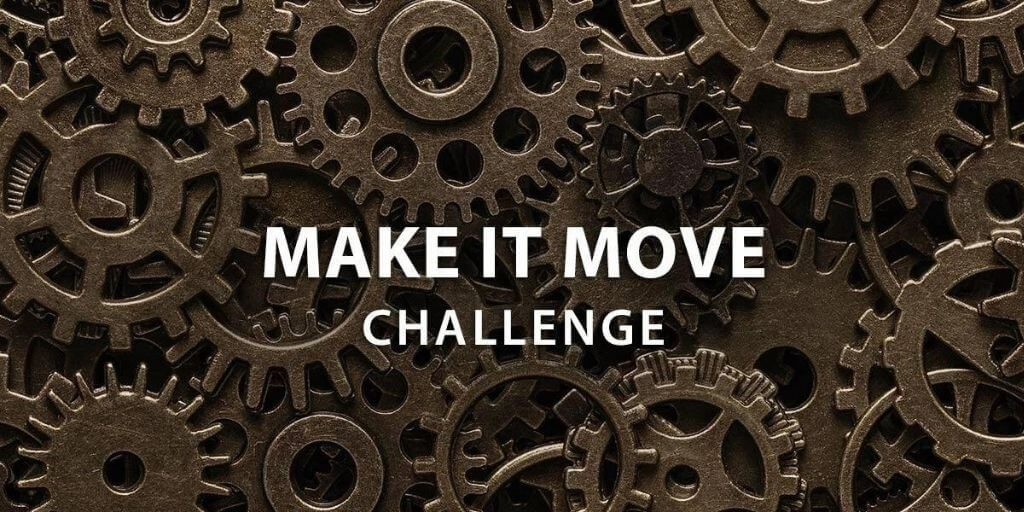 2021 Instructables - Make It Move Challenge