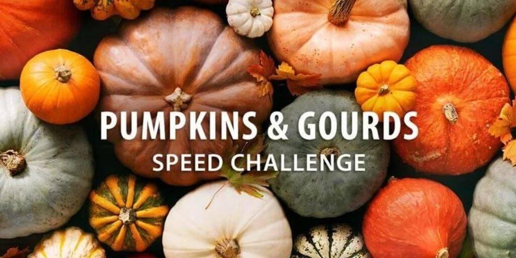 2021 Instructables - Pumpkins & Gourds Speed Challenge