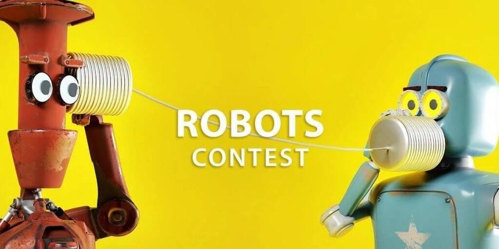2021 Instructables - Robots Contest2021 Instructables - Robots Contest