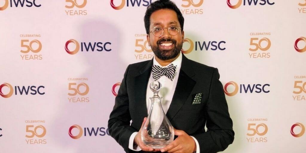 2021 IWSC - Spirits Communicator Award
