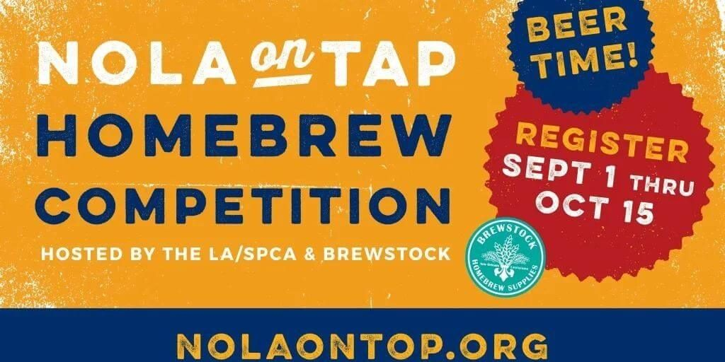 2021 NOLA On Tap Remote Competition