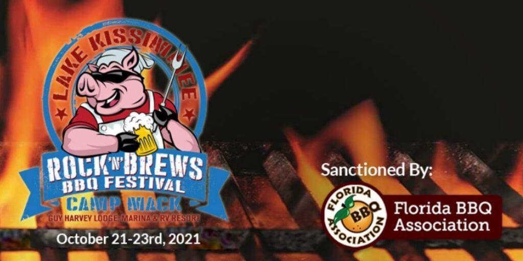 2021 Rock 'N' Brews BBQ Festival – Pro, Backyard & Kids