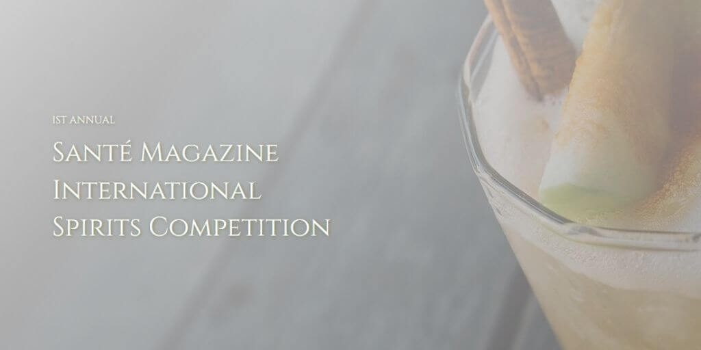 2021 Sante' International Wine and Spirits Competition (Spirits Division)