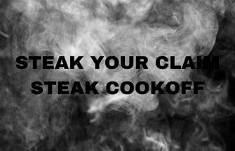 Steak Your Claim Steak Cookoff