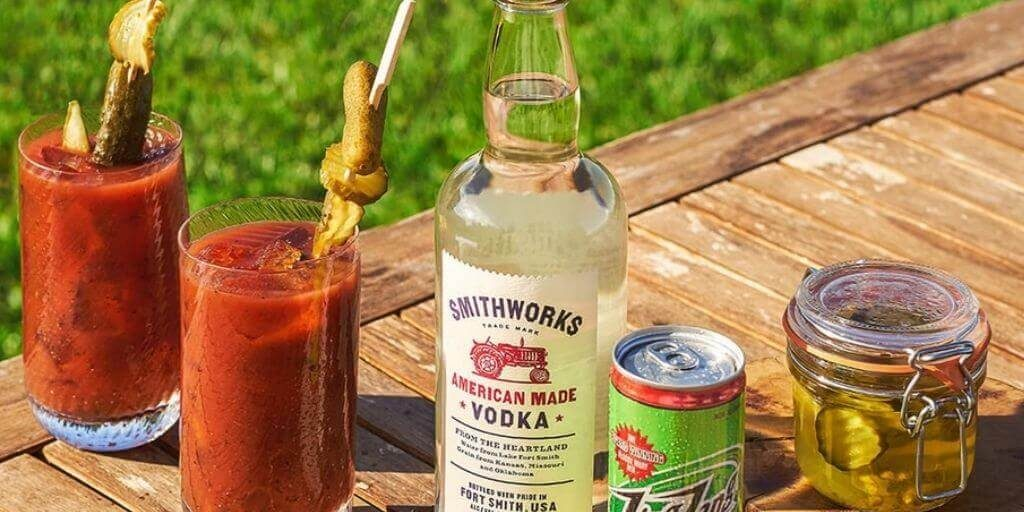 2021 Smithworks Vodka Bloody Mary Photo & Recipe Contest