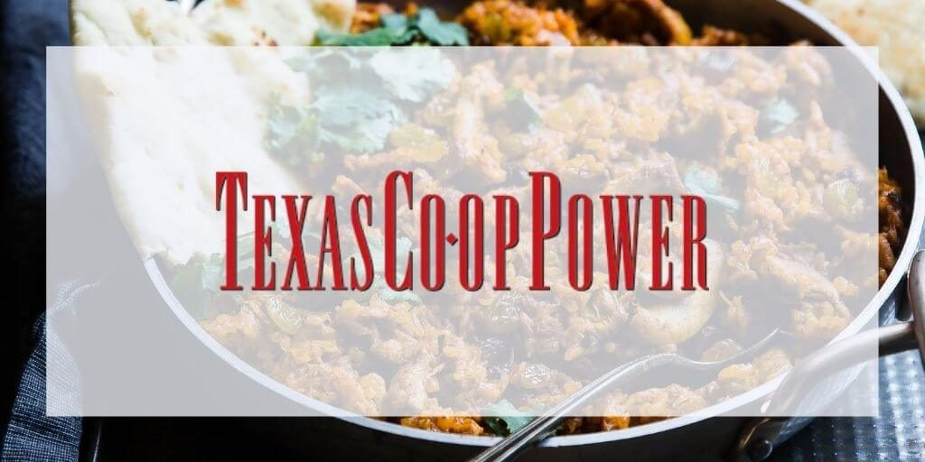 2021 Texas Co-op Power Recipe Contest - Texas' Best