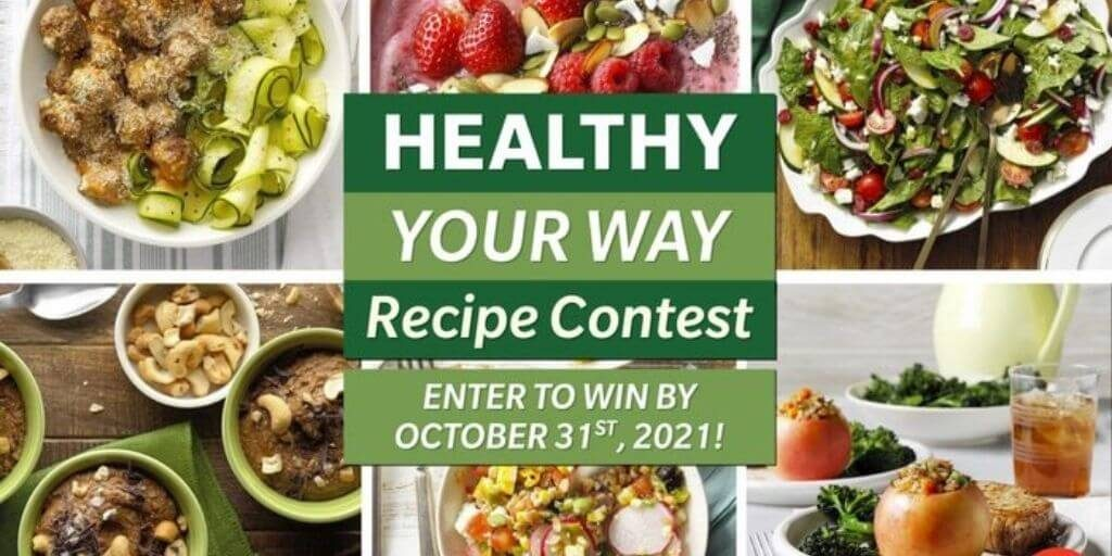 2021 Taste of Home – Healthy Your Way Recipe Contest