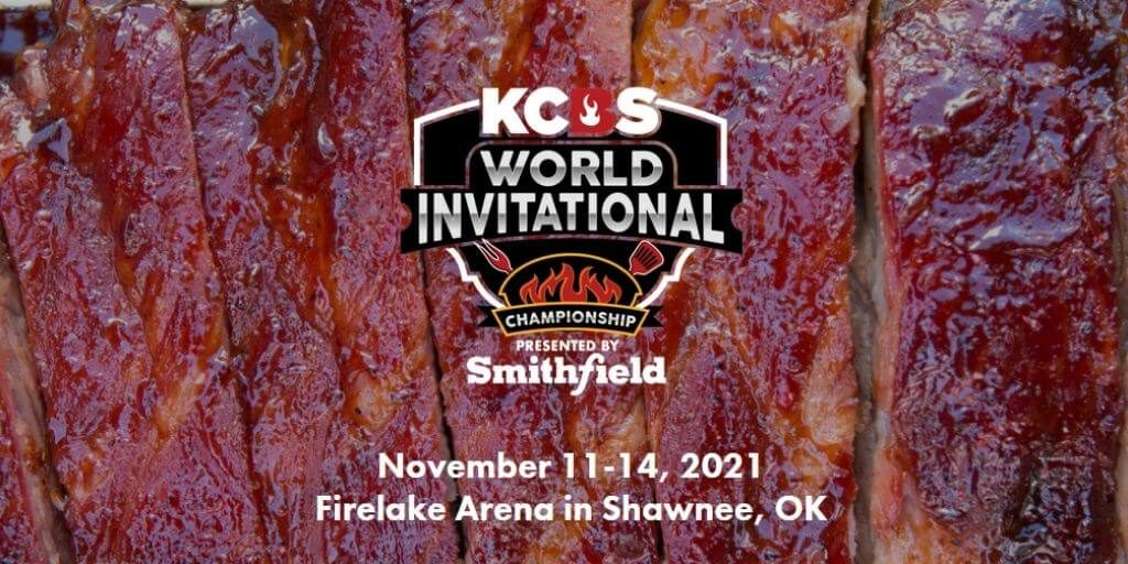 2021 KCBS World Invitational Barbeque Competition